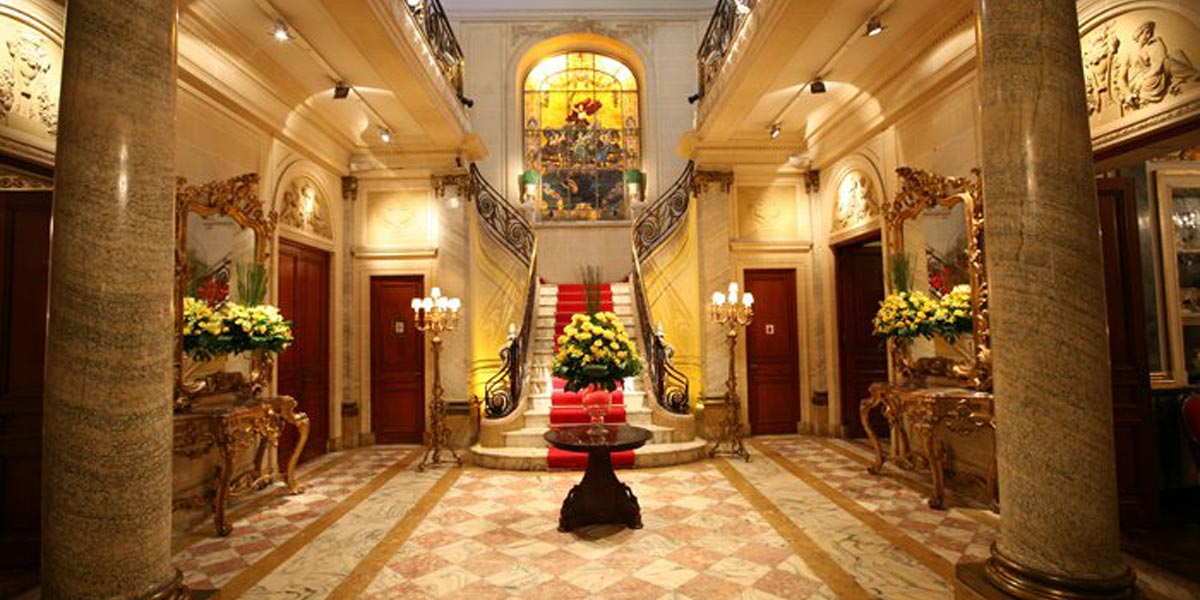 Exclusive Weddings Venue In Brazil, Casa De Arte E Cultura Julieta De Serpa, Prestigious Venues