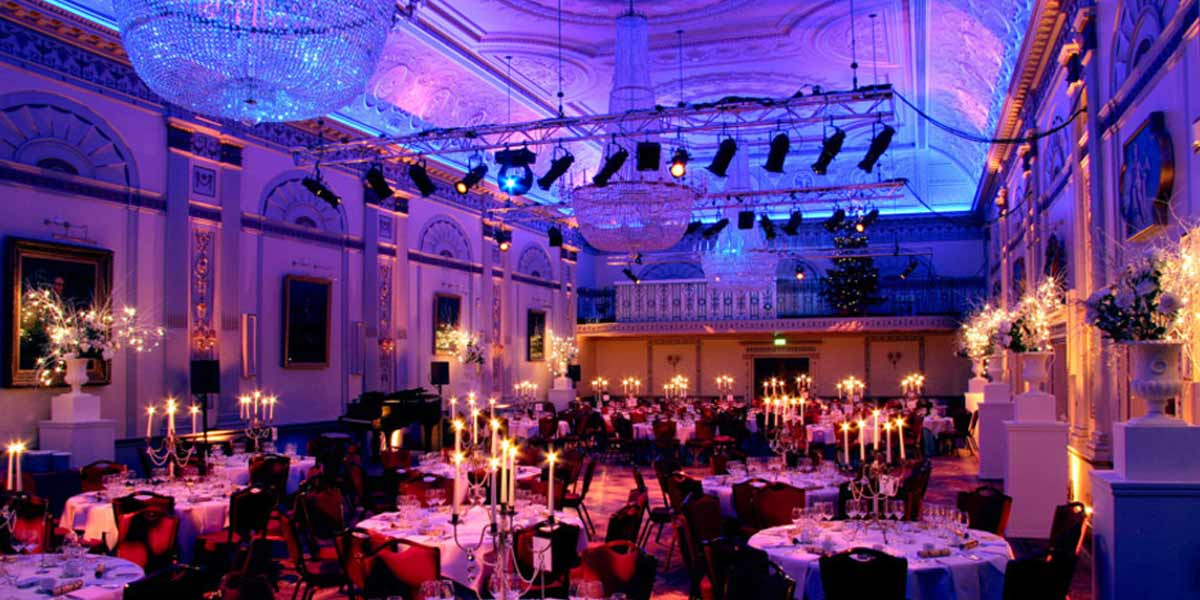 Plaisterers' Hall Event Spaces
