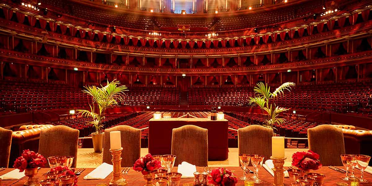 Royal Albert Hall Event Spaces Prestigious Venues