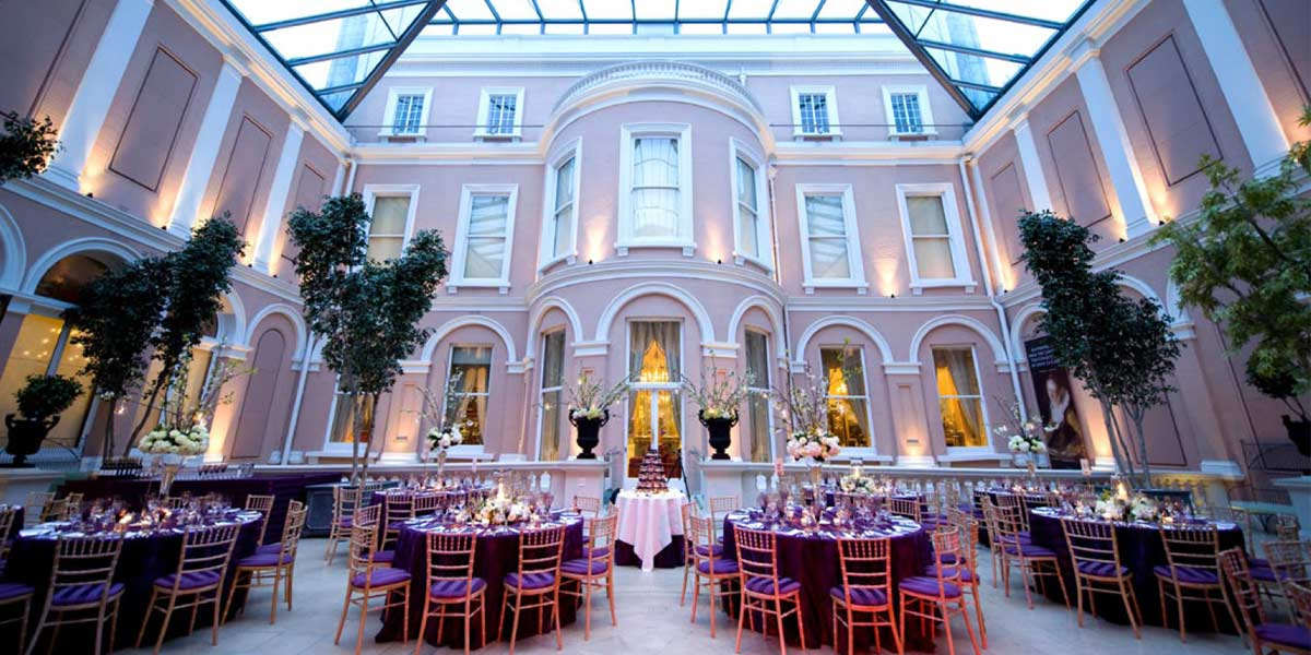The Wallace Collection Event Spaces