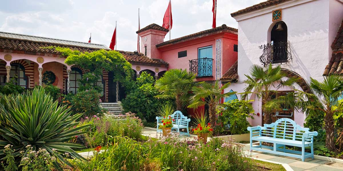 Garden Party Venue, The Roof Gardens, Prestigious Venues