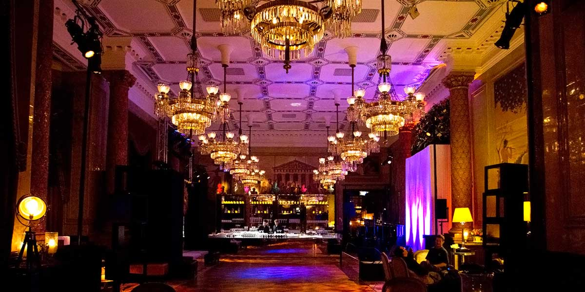 Glamorous Reception Venue, One Whitehall Place, Prestigious Venues