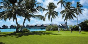 Corporate Golf Days, Golf At Shangri La's Villingili Resort & Spa, Shangri La Maldives, Prestigious Venues