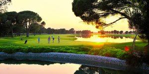 Golf Course, Gloria Golf Resort, Prestigious Venues