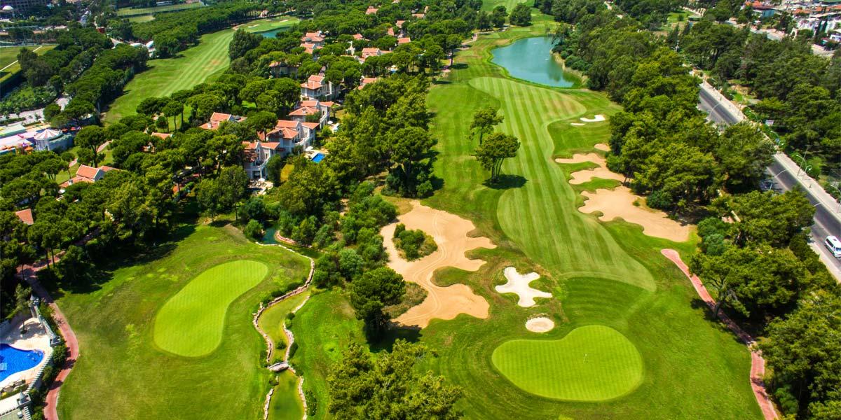 Golf Course In Antalya, Corporate Golf Days, Maxx Royal Belek, Prestigious Venues