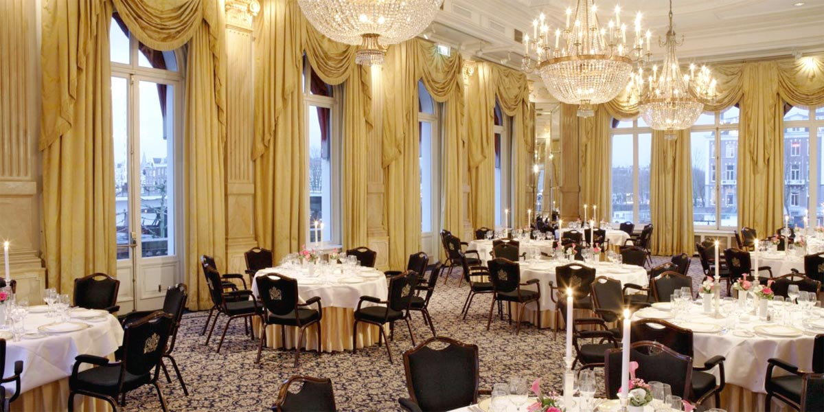 Intercontinental Amstel Amsterdam Event Spaces
