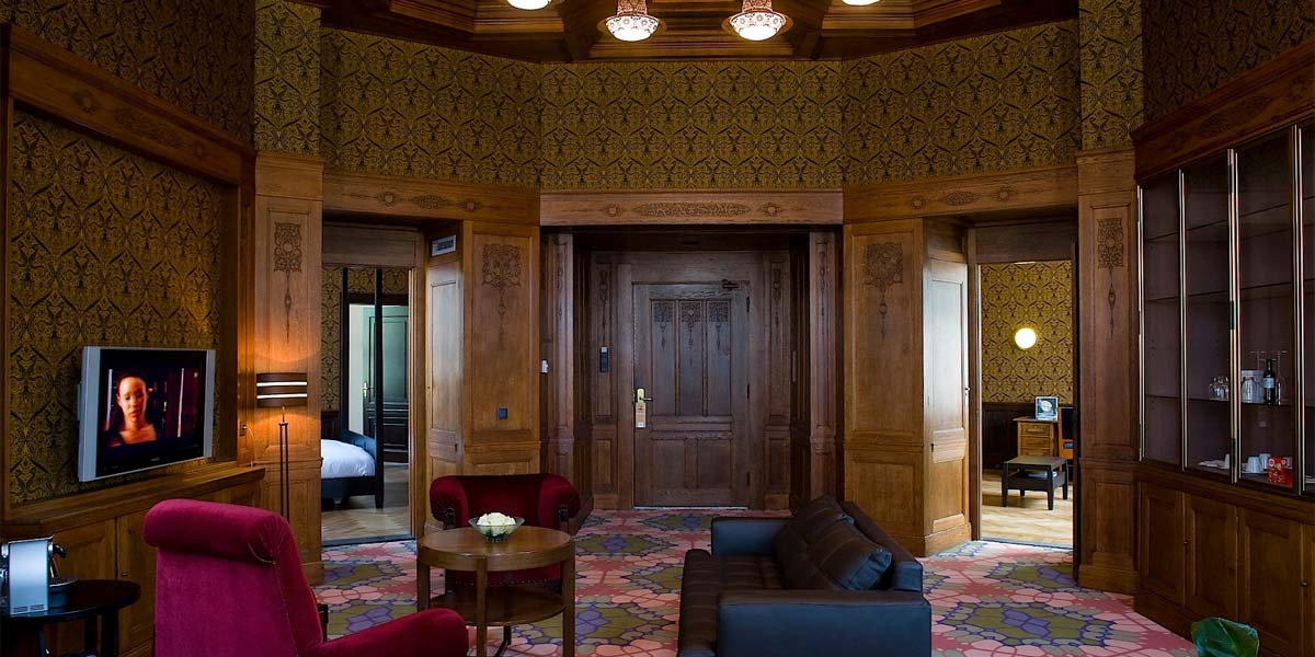 De Grand Hotel Amsterdam