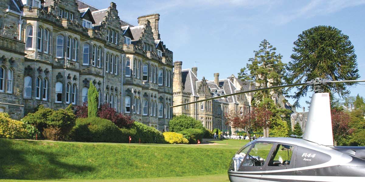 Awayday Venues, Hotel With Helipad, Ashdown Park Hotel, Prestigious Venues