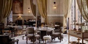 Luxurious Venue For Private Dining, Royal Mansour, Prestigious Venues