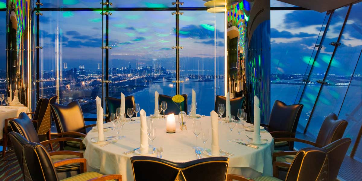 Burj Al Arab Dubai Event Spaces Prestigious Venues