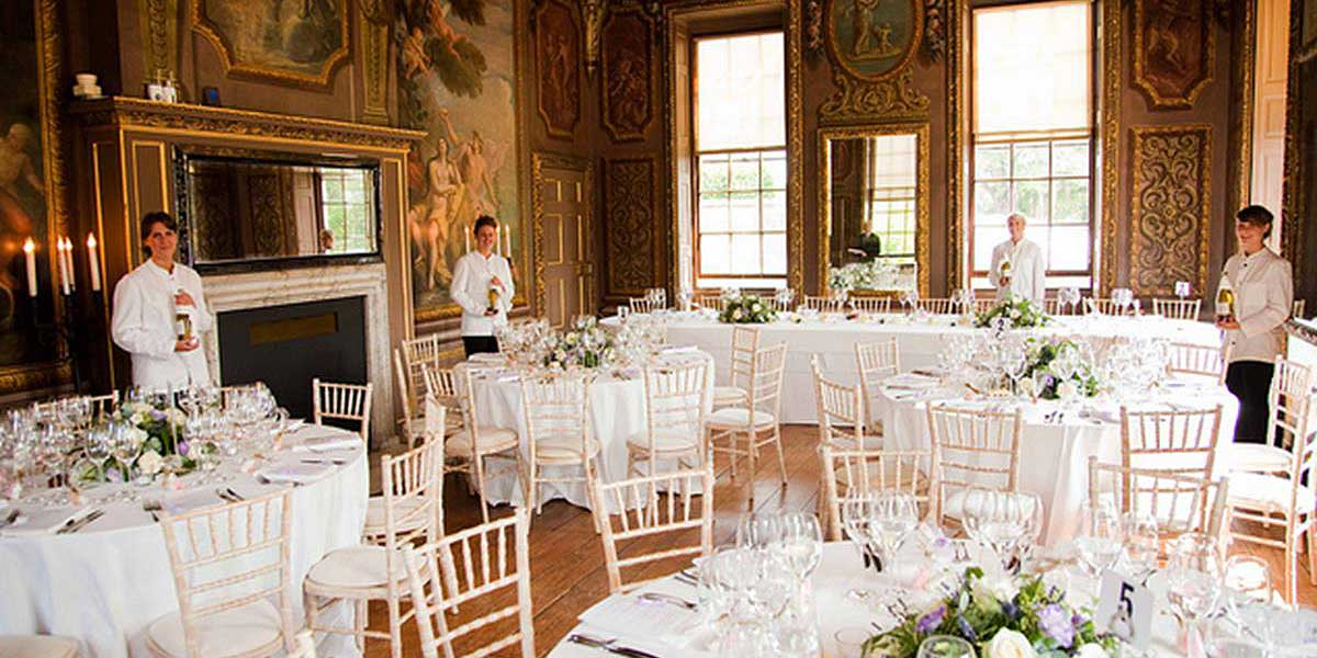 Luxury Wedding Venue, Hampton Court Palace, Prestigious Venues
