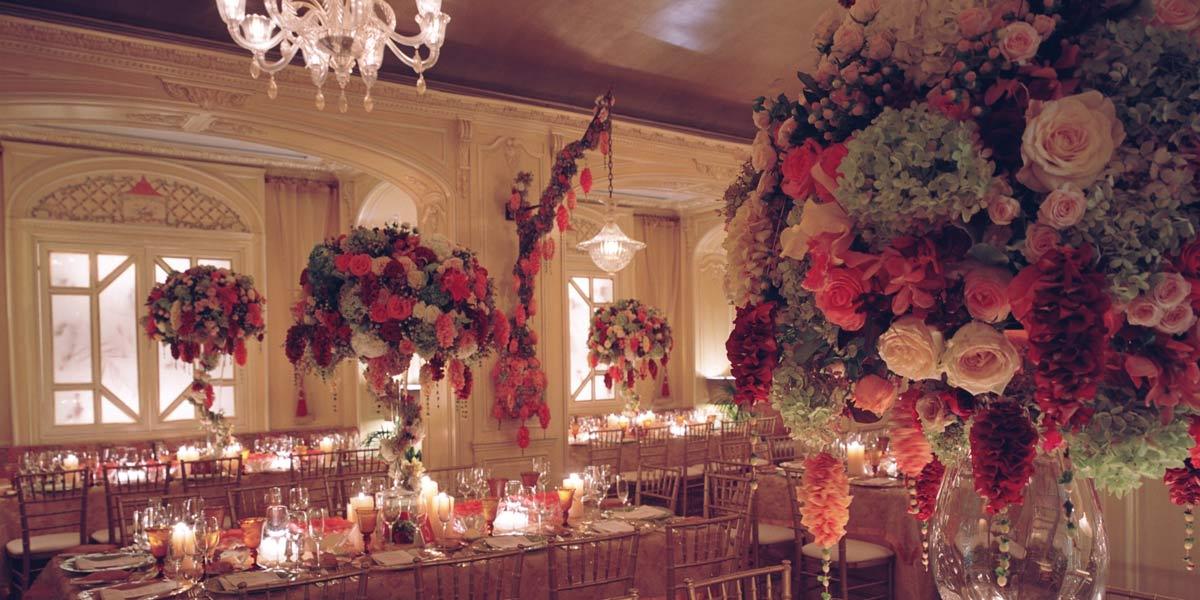 Hotel plaza athenee event spaces prestigious venues for Best new york wedding venues