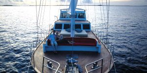 Luxury Yacht For Weddings, Shangri La Maldives, Prestigious Venues