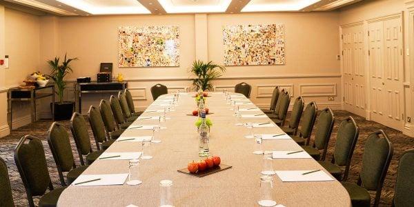 Presentation Venue, Meeting Room For AGM, Sopwell House, Prestigious Venues