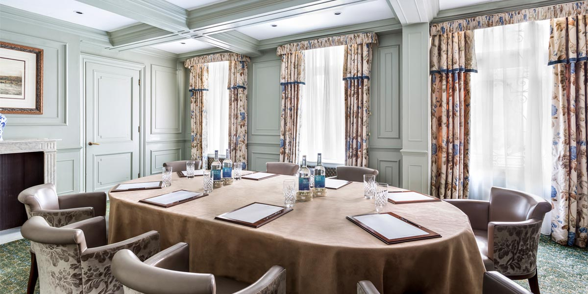The Argyll Room at The Stafford London