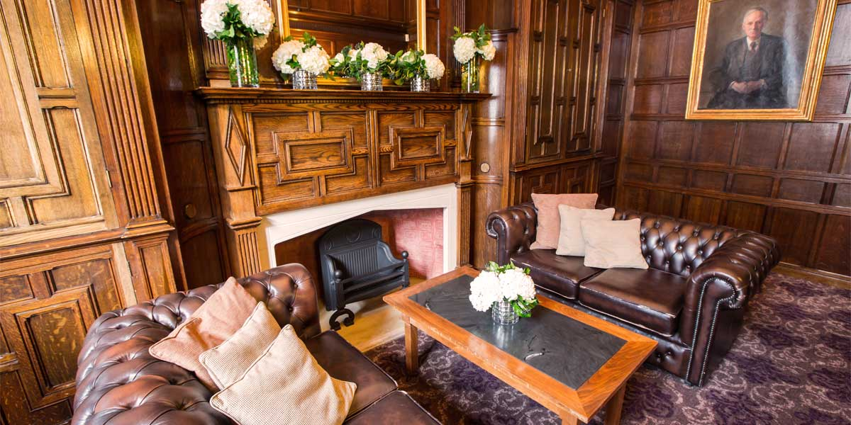 The Oak Room at 58 Prince's Gate