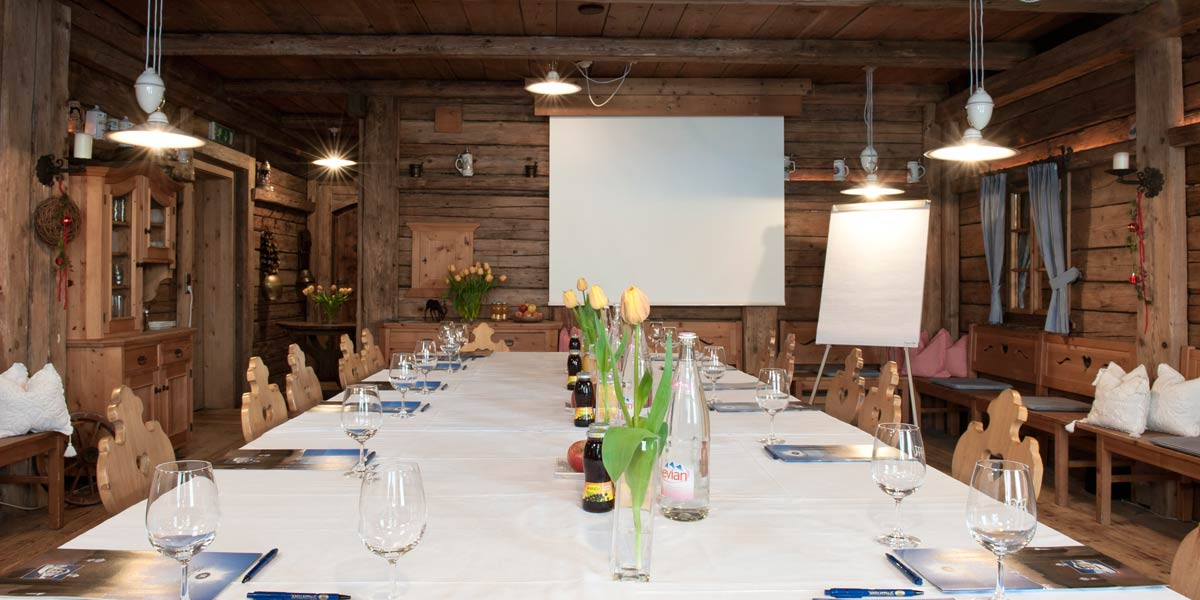 Meeting Venue In The Arlberg, St.Christoph, Hotel Maiensee, Prestigious Venues