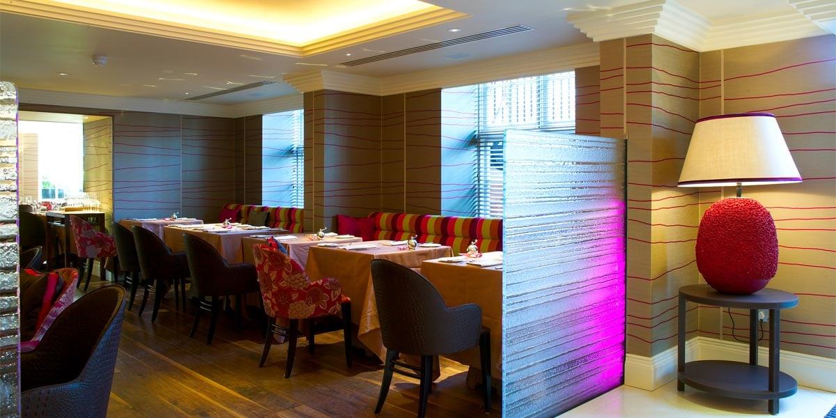 Modern Restaurant, The Forbury Hotel, Prestigious Venues
