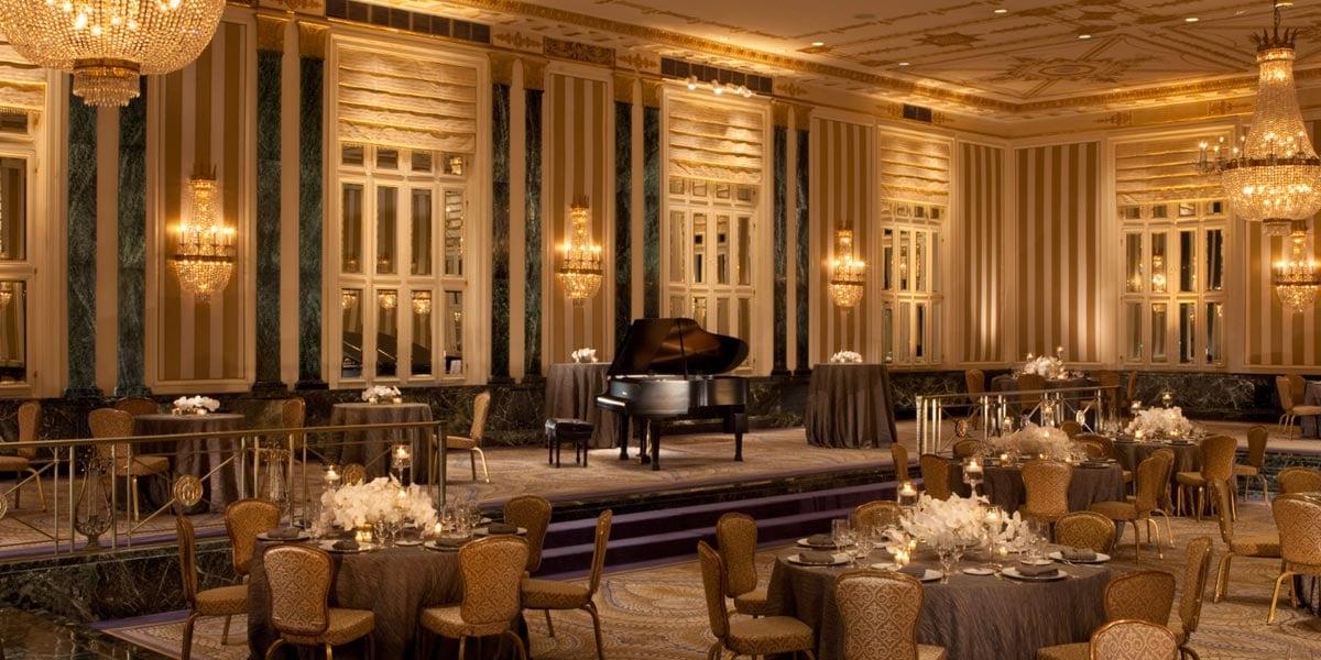 the waldorf astoria new york event spaces prestigious venues. Black Bedroom Furniture Sets. Home Design Ideas