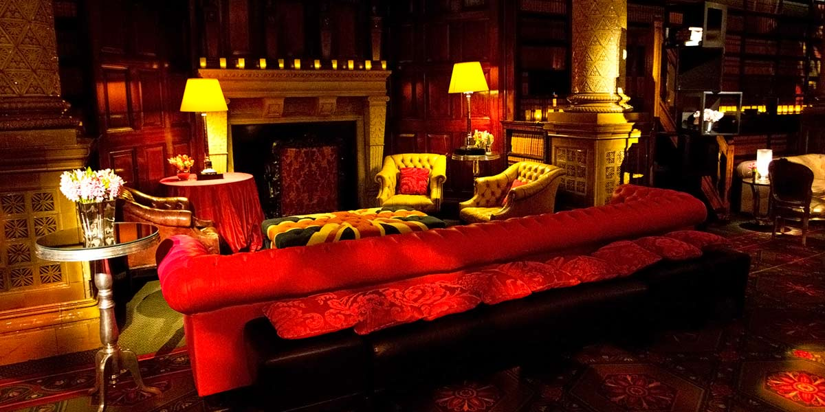 Open Fireplaces, One Whitehall Place, Prestigious Venues