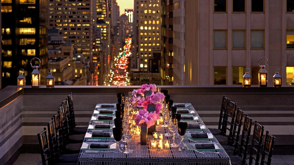The peninsula new york event spaces prestigious venues for Best private dining rooms new york city