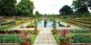 Outdoor Garden For Events, Kensington Palace, Prestigious Venues