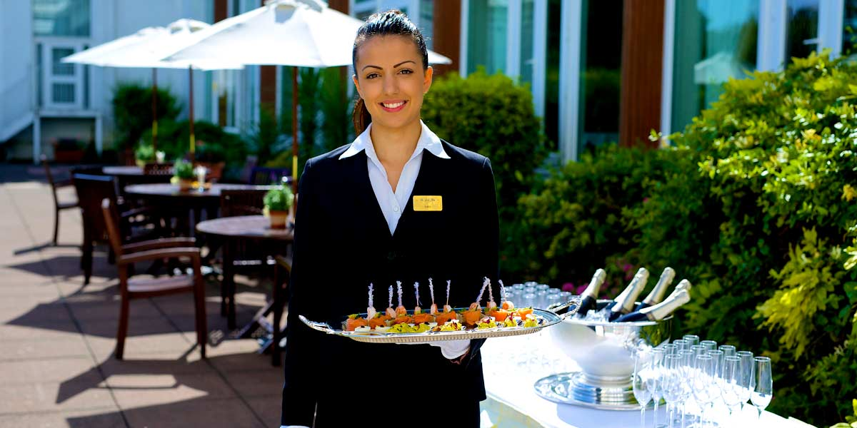 Outdoor Reception Venue, The Grand Hotel Eastbourne, Prestigious Venues