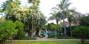 Outdoor Venue, Palais Rhoul & Spa, Prestigious Venues