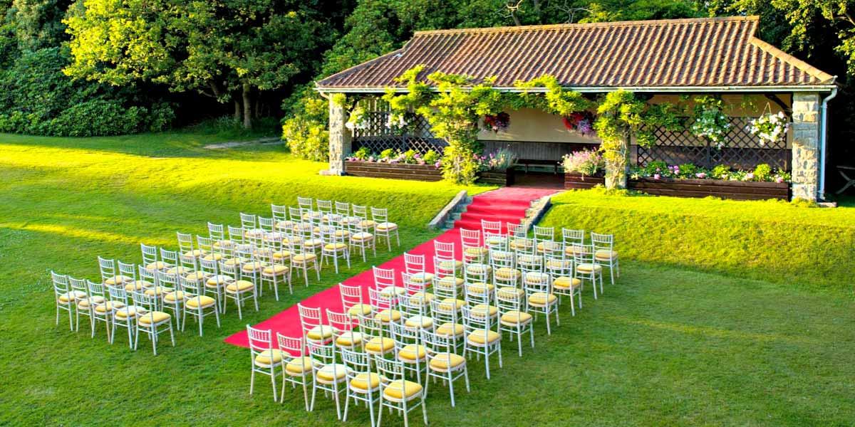 Ashdown Park Hotel Event Spaces