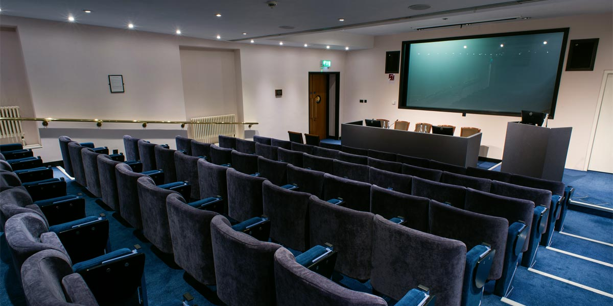 Presentation Venues, One Great George Street, Prestigious Venues