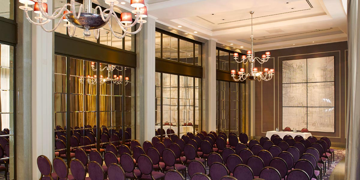 Press Conference Venue, Corinthia Hotel London, Prestigious Venues