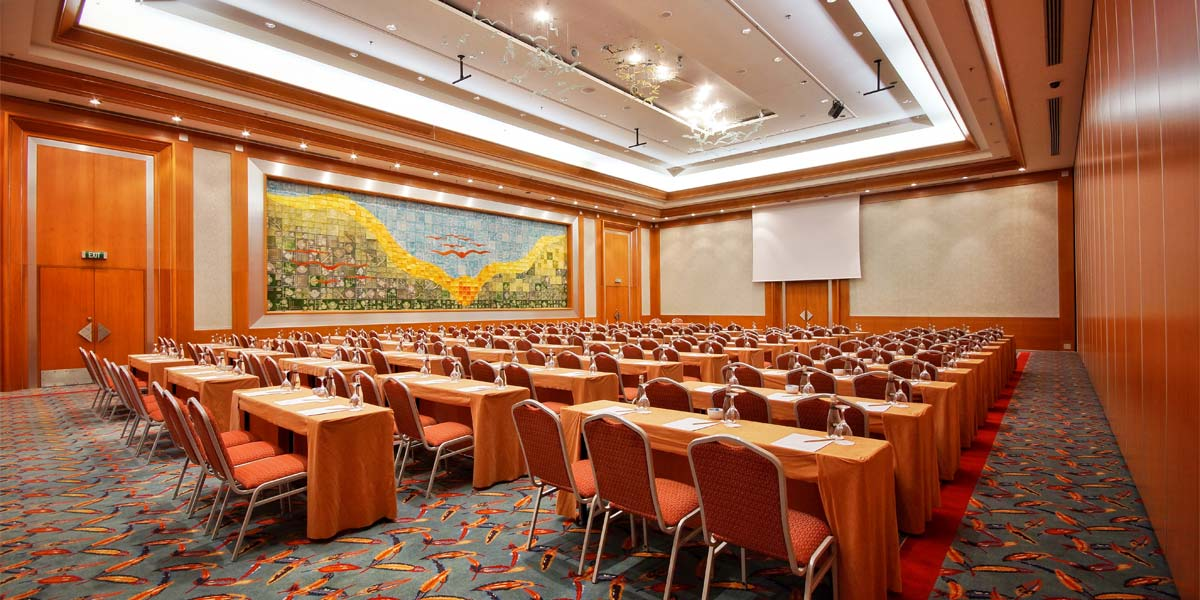 Press Conference Venue, Gloria Golf Resort, Prestigious Venues