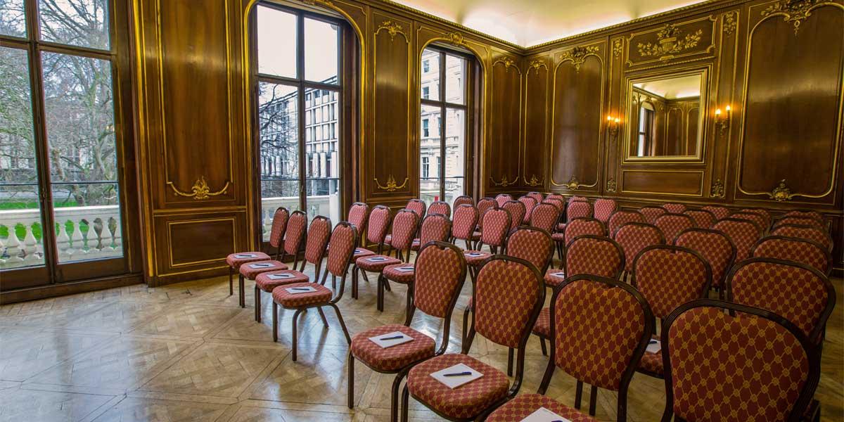 Press Conference Venue in Kensington, 58 Prince's Gate, Prestigious Venues