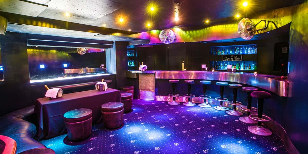 Private Celebration Space, Cafe de Paris, Prestigious Venues
