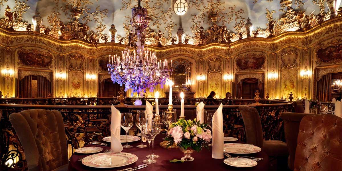 Turandot Event Spaces Best Venue In Moscow Prestigious