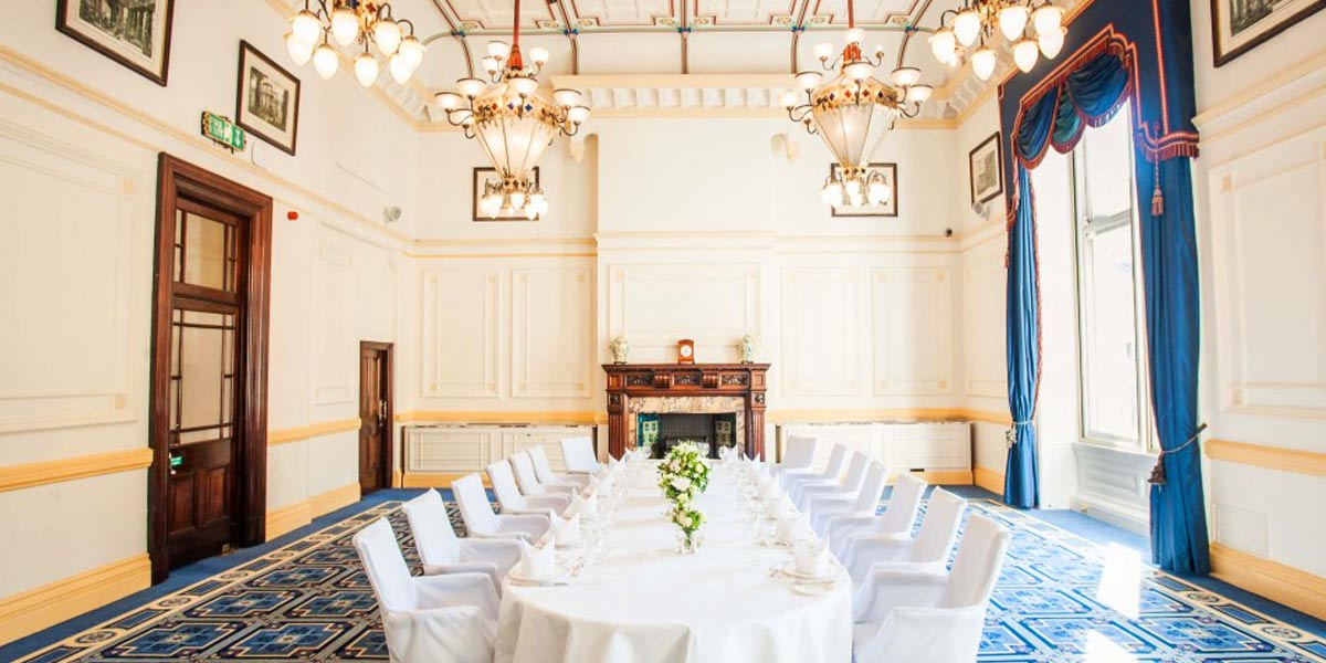 Private Dining, One Whitehall Place, Prestigious Venues