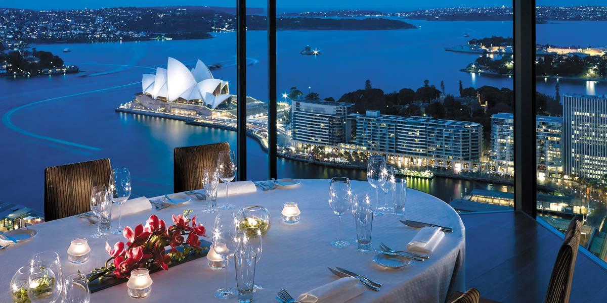 Private Dining Venue, Shangri La Sydney, Prestigious Venues