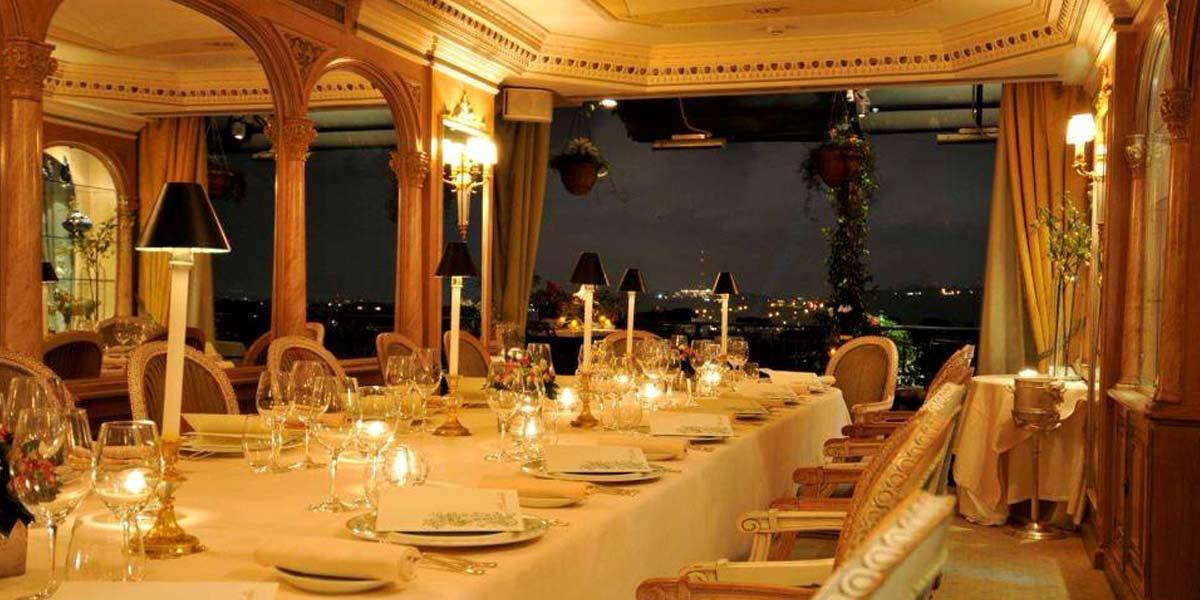 Hotel Splendide Royal  Rome Event Spaces
