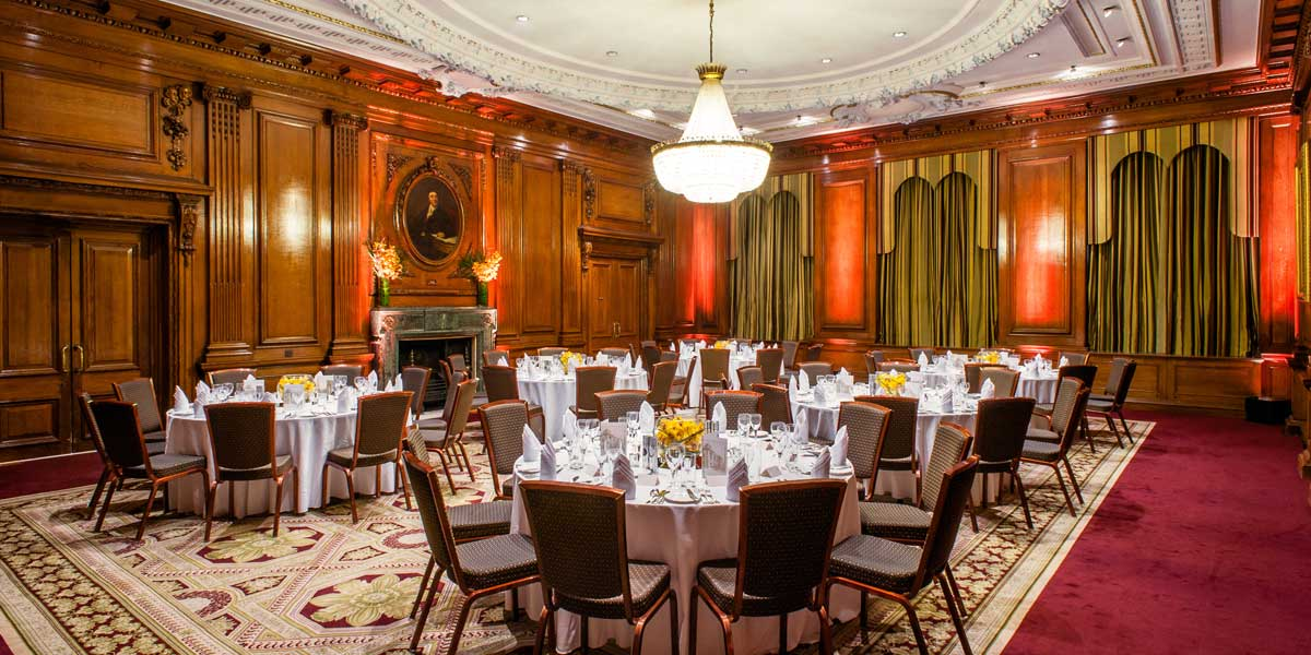 Private Events Venue, One Great George Street, Prestigious Venues
