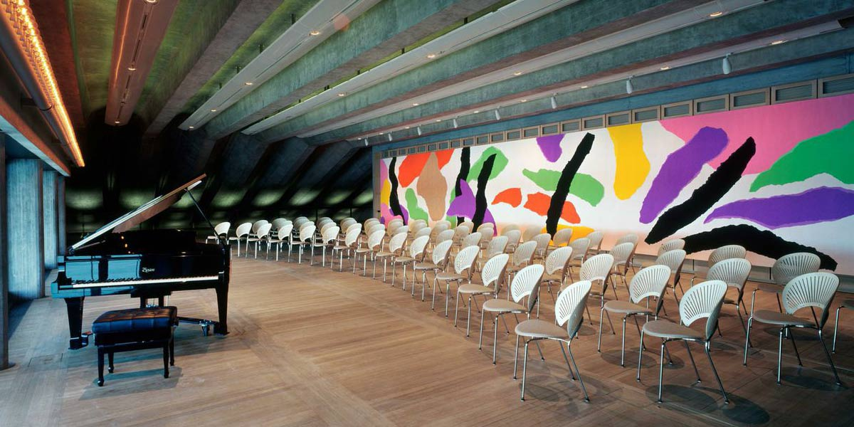The Utzon Room at Sydney Opera House