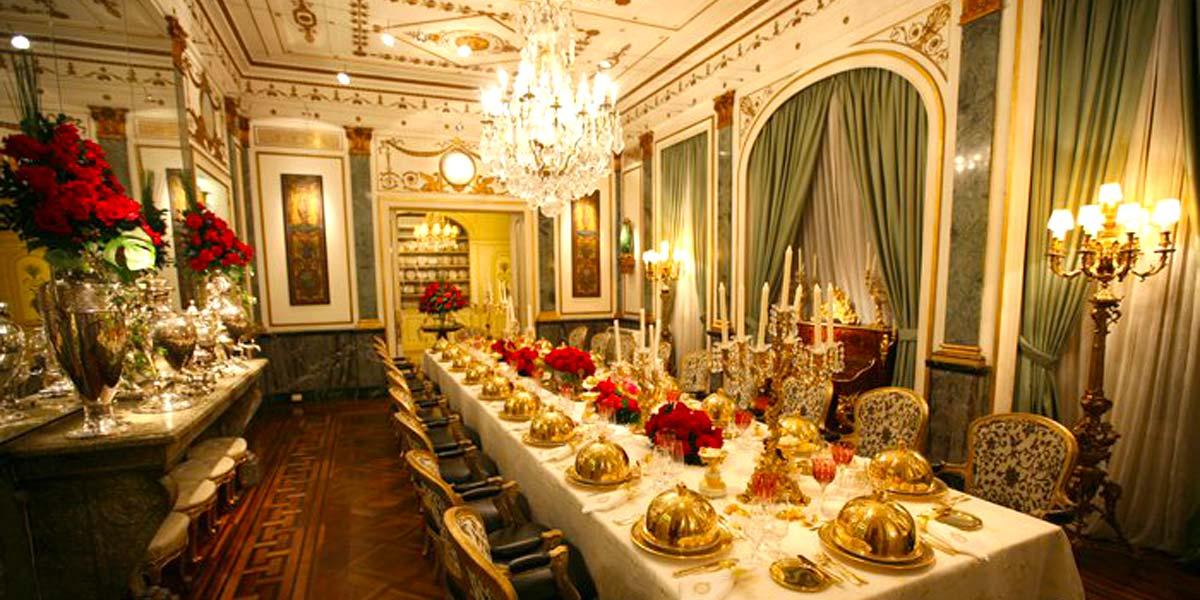 Private Venue For A Birthday Party, Casa De Arte E Cultura Julieta De Serpa, Prestigious Venues