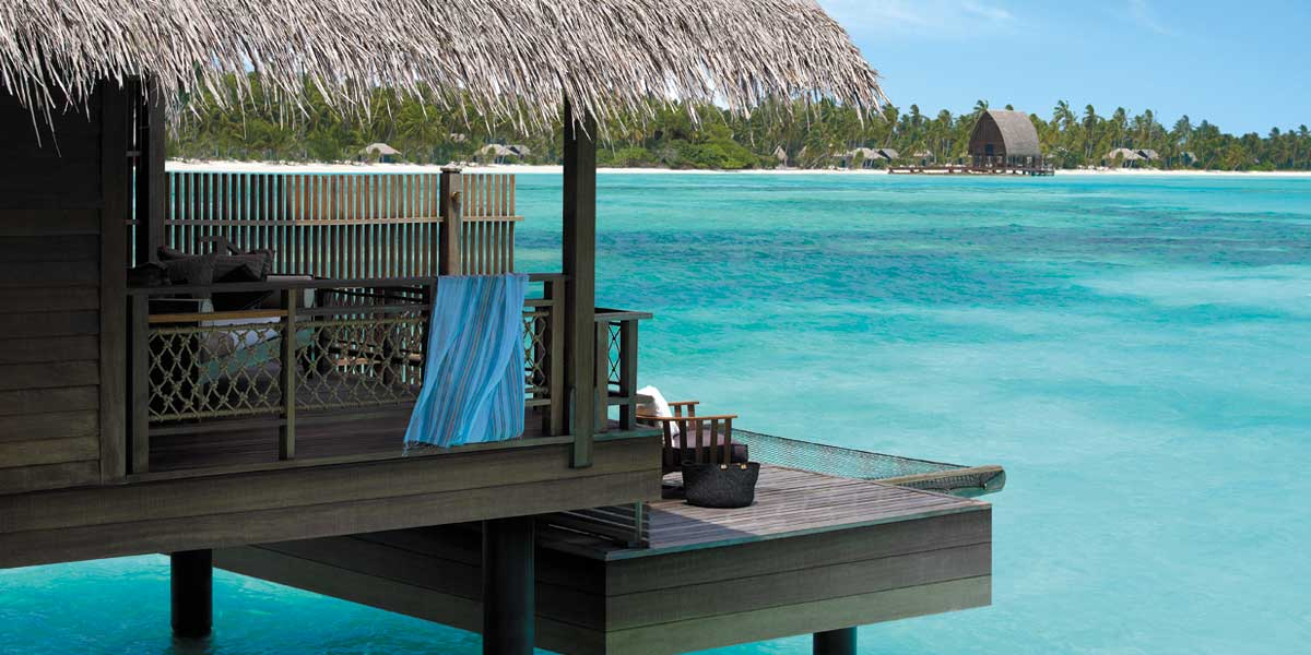 Indian Ocean, Private Water Villa, Shangri La Maldives, Prestigious Venues