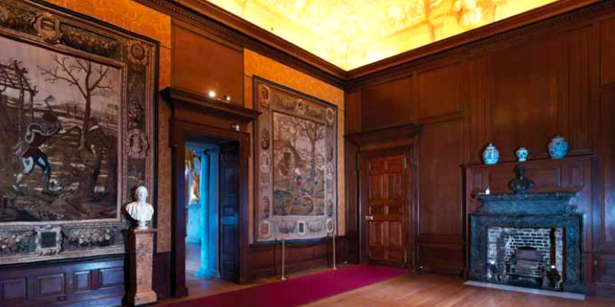 The Privy Chamber at Kensington Palace