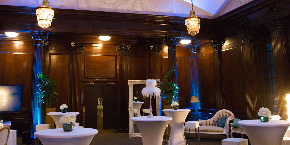 Product Launch Venue, 20 Cavendish Square, Prestigious Venues