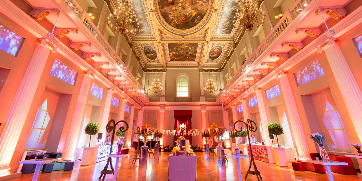 Product Launch Venue, Banqueting House, Prestigious Venues
