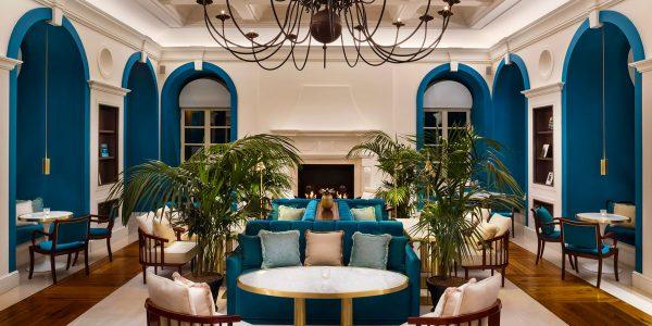 Reception Lounge, Gran Melia Rome Villa Agrippina, Prestigious Venues