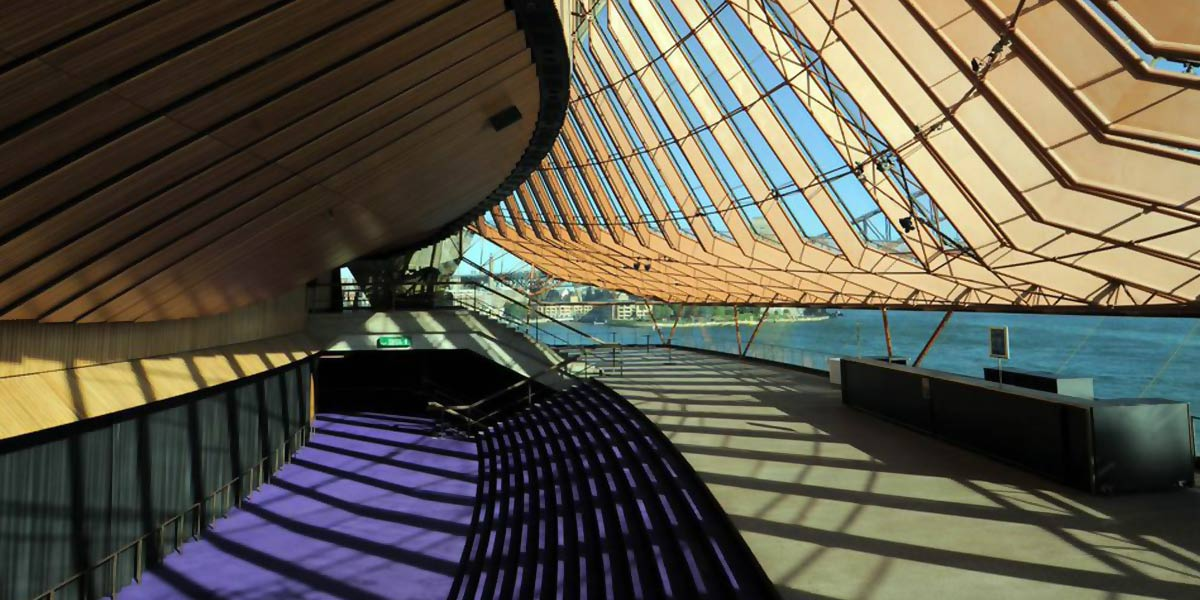 Rooms Of The Sydney Opera House