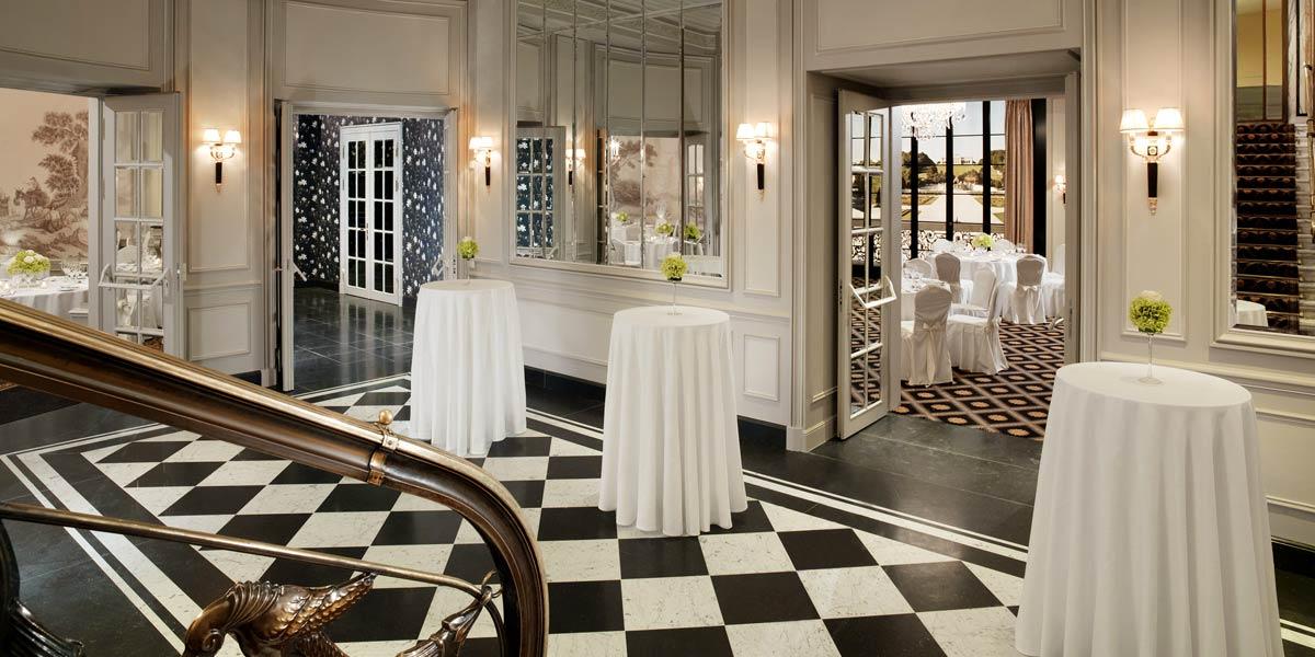 Reception Venue Vienna, Hotel Bristol Vienna, Prestigious Venues