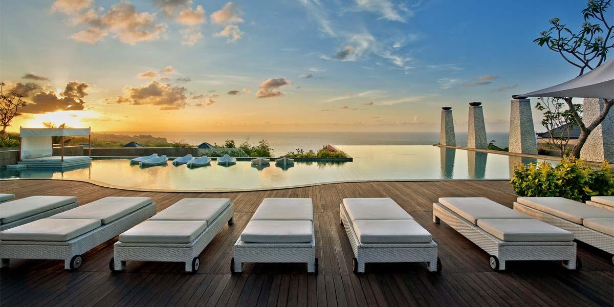 Reception Venue With Outdoor Pool, Banyan Tree Bali, Prestigious Venues