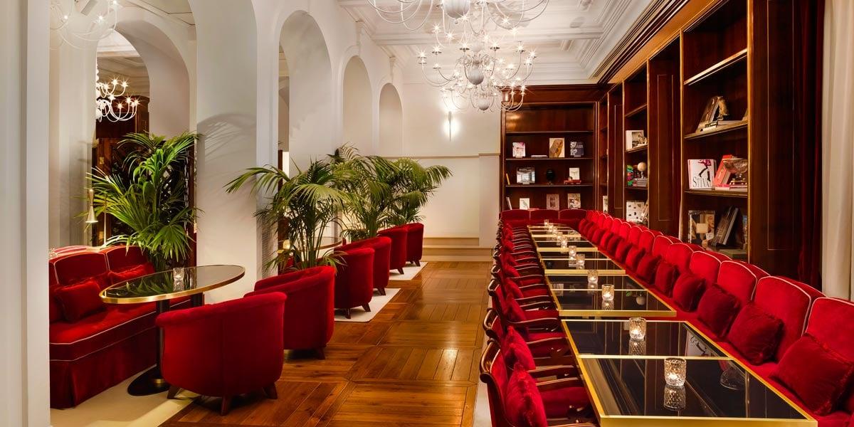 Reception and Dinner Space, Gran Melia Rome Villa Agrippina, Prestigious Venues
